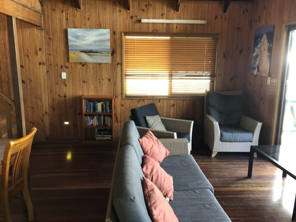 Fraser Island Accommodation Options - Salty Towers